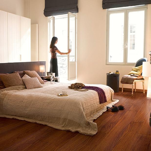 Nejvhodnější podlaha do vaší ložnice