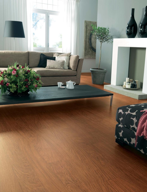 Výběr ideální podlahy do obýváku