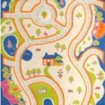 Jak vybrat koberec do dětského pokoje?