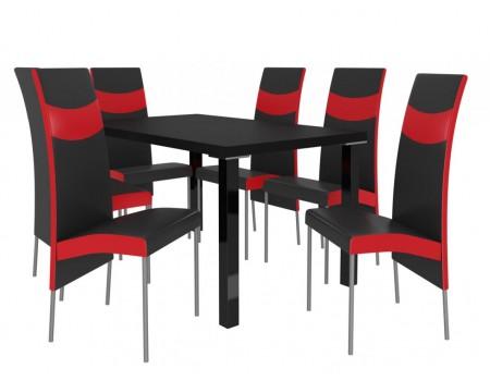 jidelni-stul-cerny-cerno-cervene-zidle-23-450x350