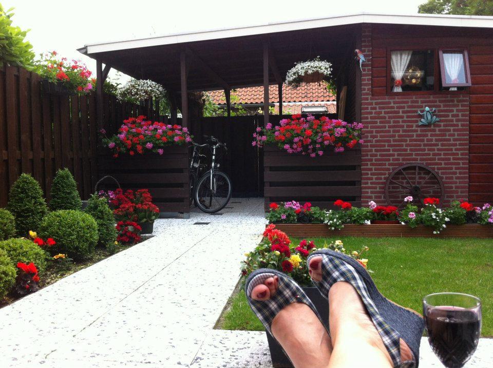 Zahrada jako oáza klidu? Přečtěte si pár jednoduchých triků