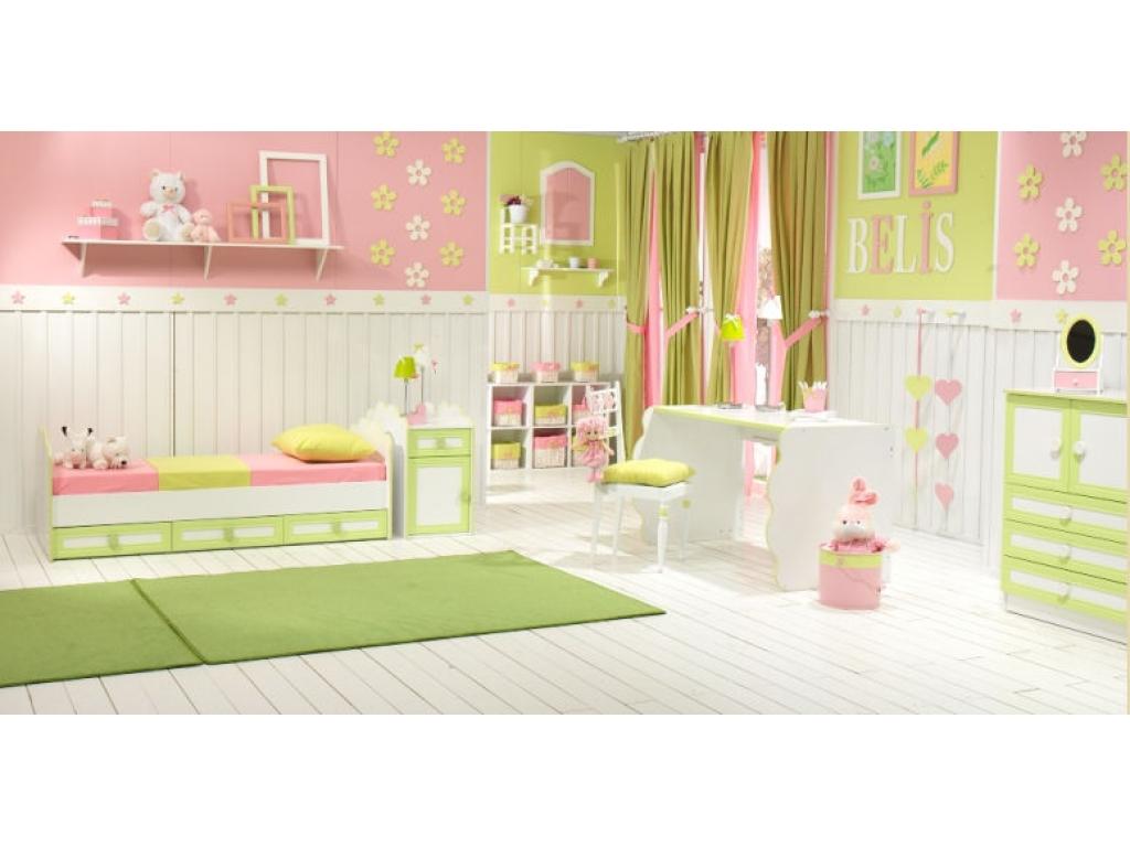 Kvalitní dětský nábytek pro moderní dětské pokoje