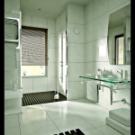 Jak vybrat dlažbu a obklad pro malé, a jak pro velké koupelny?