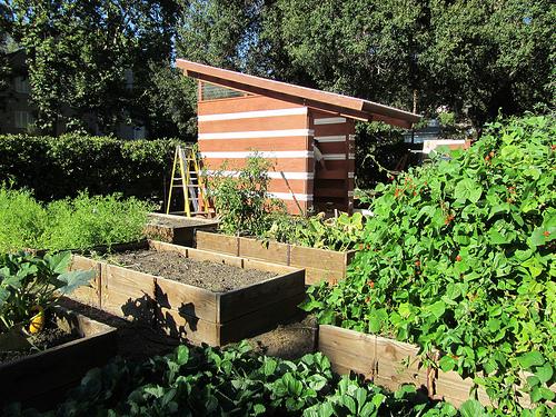 Zahradní pomůcky na jednom místě
