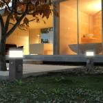 Kvalitní venkovní osvětlení na zahradu, dům i byt