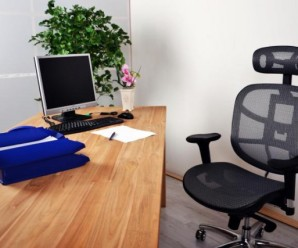 Jak vybrat zdravou kancelářskou židli? Buďte nároční