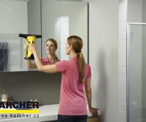 3 tipy na výrobky Kärcher, které oceníte i ve svém bytě!