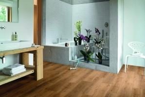 Ideální podlaha do koupelny? Existuje řada možností!