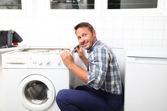 Fixing a washing machine