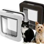Chcete se zbavit psích loužiček v domácnosti? Nainstalujte si na dveře speciální dvířka