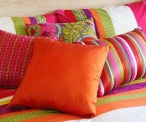 Bytový textil tvoří základ příjemného bydlení