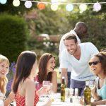 Na zahradní party si lze vše potřebné i jednoduše půjčit