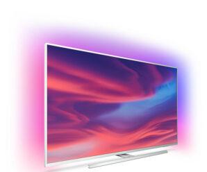 Připravte se na nový formát vysílání DVB-T2: Televizory Philips 7304 Performance Series zaručí zábavu celé rodině