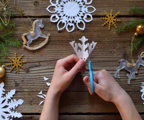 Při vánoční výzdobě nezapomeňte na ložnici