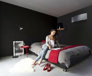 Je vám doma horko? Ochladí vás výkonná bytová klimatizace!