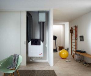 Větrání s rekuperací tepla zlepšuje vzduch v interiéru