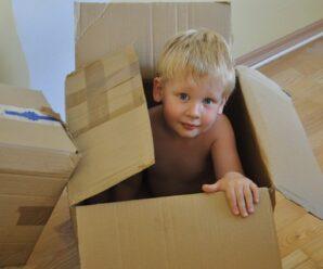 Jak po stěhování vybalit a nezbláznit se z toho