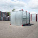 5 způsobů, jak využijete skladové kontejnery na zahradě