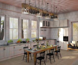 Design kuchyni a jídelně dávají jídelní židle. Jak vybrat židle podle jejich designu?