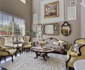 Retro styl si v interiéru můžete užít i na podzim